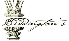 Biddington's Furniture Chart- dating furniture from 1836 (start of patent number)- 1990