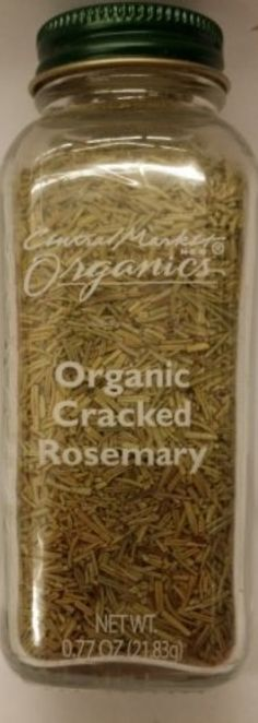 Central Market Organics Cracked Rosemary .77 Oz (Pack of 1) by Central Market HEB -- Awesome products selected by Anna Churchill