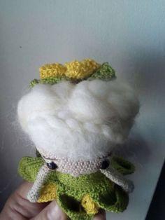 Bielinka crochet doll