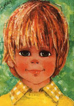Alte Ansichtskarte 70er Jahre von CuteEyeCatchers auf Etsy