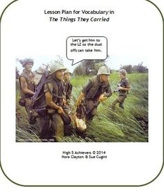 """the things they carried analysis paper The things they carried is a collection of interconnected short story pieces which all together add up to dramatic force and tension of a novel yet, each one of the twenty-two short stories is filed with such emotional content, """"and prosaic precision that it could stand on its own"""" (harris, 8."""