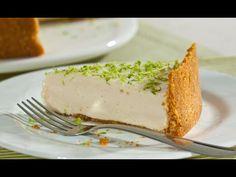 Como Fazer  Sobremesa :  Torta de Limão  ( Fácil )