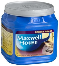 Maxwell House French Roast Medium Dark Ground Coffee 33Ounce Jugs Pack of 2 -- Read more reviews of the product by visiting the link on the image.