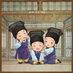 Brotherhood  #FanArt #Brotherhood #ScoldedMinguk #DaehanMingukManse #Daehan #송대한 #Minguk #송민국 #Manse #송만세 #SongTriplets #SongBrothers #TheReturnOfSuperman #Triplets