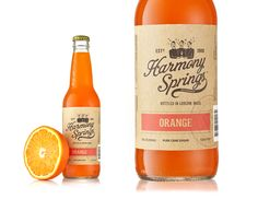 Harmony Spring — The Dieline - Package Design Resource
