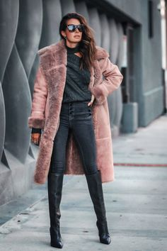 Winter Fashion Outfits, Fall Winter Outfits, Winter Wear, Autumn Winter Fashion, Stylish Outfits, Girly Outfits, Women's Fashion, Pastel Outfit, Women's Activewear Jackets