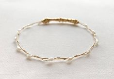 16 Unbelievable Guitar Strings Electric 11 Gauge Guitar String Jewelry For Men Wire Wrapped Bracelet, Pearl Bracelet, Bangle Bracelet, Guitar String Bracelet, String Bracelets, Dainty Bracelets, Guitar Strings, Gold Bangles, Ring Necklace