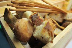 Our home made bread! (leggi sul nostro blog come lo prepariamo http://www.gaginirestaurant.com/it/vucciria/blog/186-i-segreti-del-pane-del-gagini.html)