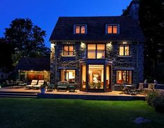 Love New England homes - just so beautiful