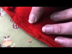 Hints on how to Sew with Fleece