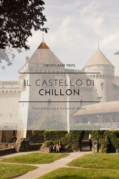 Il Castello di Chilllon a Montreaux, sul lago di Ginevra è una meraviglia tutta da scoperire. Sospeso tra le opere di Lord Byron e il turismo di massa, è un maniero europeo a tutti gli effetti, che aspetta solo voi!