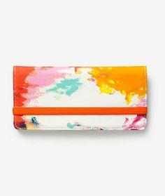 Fantastic Elastic Wallet in Abstract