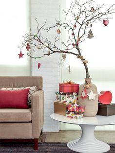 árbol con rama