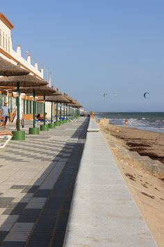 Playa de la Luz Hotel. Rota, Spain.