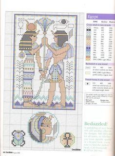 sandylandya@outlook.es Egyptian motifs part 5