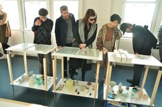 atelier Juliette Warmenhoven Object Rotterdam project: Het Land van Maple and research