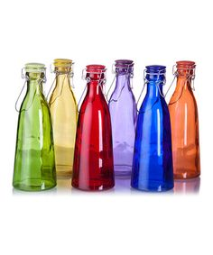 Take a look at this Calibre Bottle Set by Home Essentials and Beyond on #zulily today!