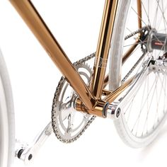 BIKEID uses it's Scandinavian design heritage to create the purest bicycle  experience poss xible.