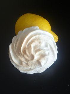 Lemon Meringue Cookies--Only 25 Calories, Tastes like Cotton Candy!!