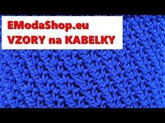 Ako uháčkovať Kabelku? - Ľahké háčkovanie so značkou 👜 EModaShop.eu The Creator, Tutorials, Crochet, Youtube, Ganchillo, Crocheting, Knits, Youtubers, Chrochet