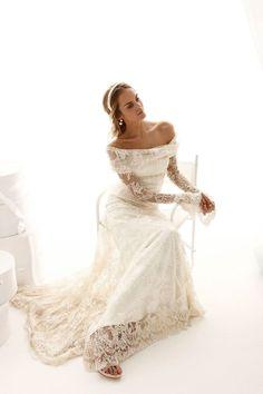 Le spose di Giò 2016 catalogo abiti da sposa pizzo