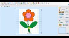 Punciatura (digitalizzazione) manuale con il 5D Embroidery - 1^ Parte