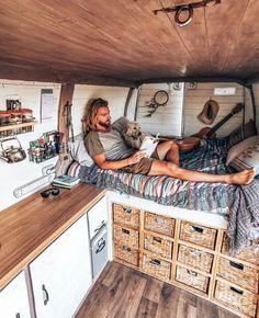 Bus Living, Tiny House Living, Truck Camping, Van Camping, Van Life, Bus House, School Bus Tiny House, Kombi Home, Camper Life