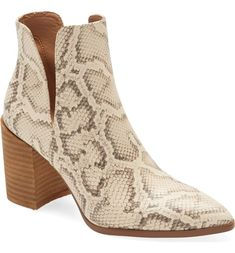 Kaylah Pointed Toe Bootie