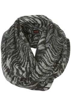 Tiger Print Snood - New In This Week - New In - Topshop USA - StyleSays