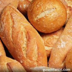 Pan y pizzas Bread Recipes, Cooking Recipes, Healthy Recipes, Butter Pecan Cake, Pan Bread, Homemade Muesli, Homemade Breads, Artisan Bread, Bread Rolls