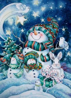 Christmas-Starlight StarBrite by Jody Bergsma