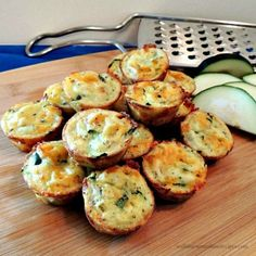 How to Make Easy Zucchini Puffs Perfect little bite of zucchini and cheese from Walking on Sunshine Recipes An easy and delicious way to use the bounty of zucchini in your garden is to make these yummy Zucchini Puffs. Best Zucchini Recipes, Healthy Recipes, Zucchini Balls Recipe, Shredded Zucchini Recipes, Healthy Snacks, Bisquick Recipes, Puff Recipe, Side Dish Recipes, Top Recipes