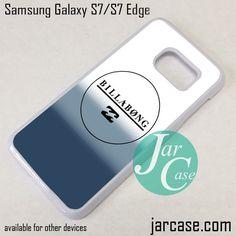 Billabong Style 2 Phone Case for Samsung Galaxy S7 & S7 Edge