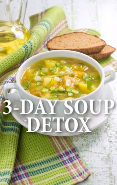Dr Oz shared the details of his 3-day souping detox and how you can use the plan to get healthy, and even lose weight. http://www.recapo.com/dr-oz/dr-oz-diet/dr-oz-3-day-souping-detox-breakfast-berry-soup-vegetable-base/