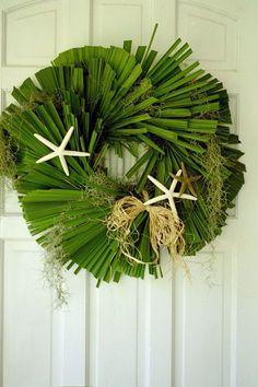 palm wreath