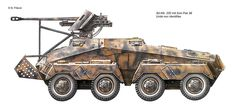 Military Weapons, Military Art, Armored Vehicles, Armored Car, Military Equipment, Panzer, War Machine, Dieselpunk, Zeppelin