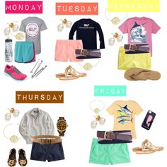 Ok so I know it's preppy but I like salt life and guy Harvey so if wear this