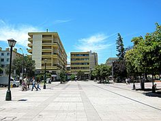 Rancagua, Plaza Los Héroes Plaza, Places To Visit, Sidewalk, Street View, Explore, Adventure, Highlights, Travel, Countries