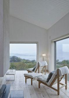 Simplicity Love: Vega Cottage, Norway | Kolman Boye Architects