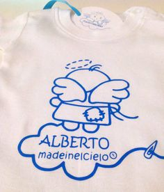 """Prendas de vestir """"llenas de gracia"""" para toda la familia. www.madeinelcielo.com"""