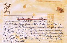 As Receitas da Avó Helena e da Avó Eduarda: Bolo de Laranja - outra receita