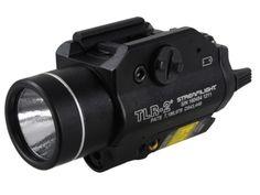 Streamlight TLR-2 Tactical Illuminator Flashlight White LED with Laser