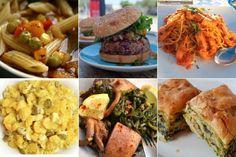 Τι θα φάμε τη Μεγάλη Εβδομάδα; Συνταγές για νηστίσιμο μενού
