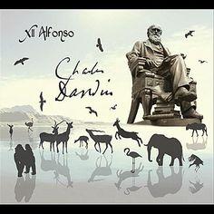 22 Alfonso - Charles Darwin, Blue