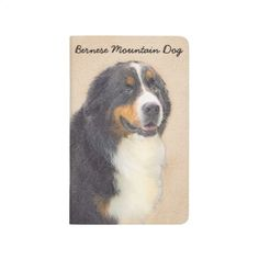 #Bernese Mountain Dog Journal - #bernese #mountain #dog #puppy #dog #dogs #pet #pets #cute #bernesemountaindog