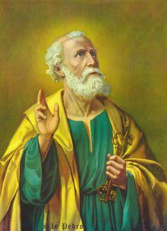 Catholic Saints, Patron Saints, Saint Antonio, Michael And Lucifer, San Peter, Holy Art, Jesus Tattoo, Bible Qoutes, Jesus Art