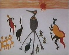 The Cosmic Eye (Faith Hubley, John Hubley, 1986)-ANİMASKO