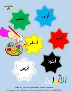 Arabic Posters - Arabic with Nadia Arabic Alphabet Letters, Arabic Alphabet For Kids, Learning Arabic, Kids Learning, Baby Book To Read, Color Flashcards, Alphabet Arabe, Arabic Sentences, Learn Arabic Online
