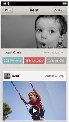 Notabli, comparte las fotos de tus hijos de manera privada | El móvil de mamá