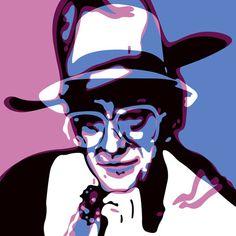 Juxtapoz Magazine - Reader Art: Troy Gua | The Elton John Wayne